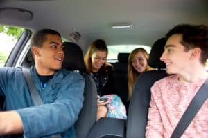 Passengers' Rights in a California Rideshare Accident