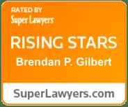 Brendan Gilbert Super Lawyers