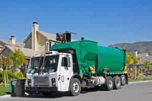 Garbage Trucks Pose a Danger to Neighborhood Streets