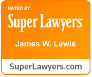 James Lewis Super Lawyers