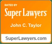 John Taylor Super Lawyers