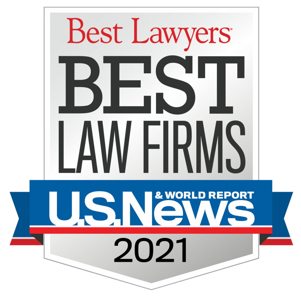 Taylor & Ring Named to Best Law Firms for 2021